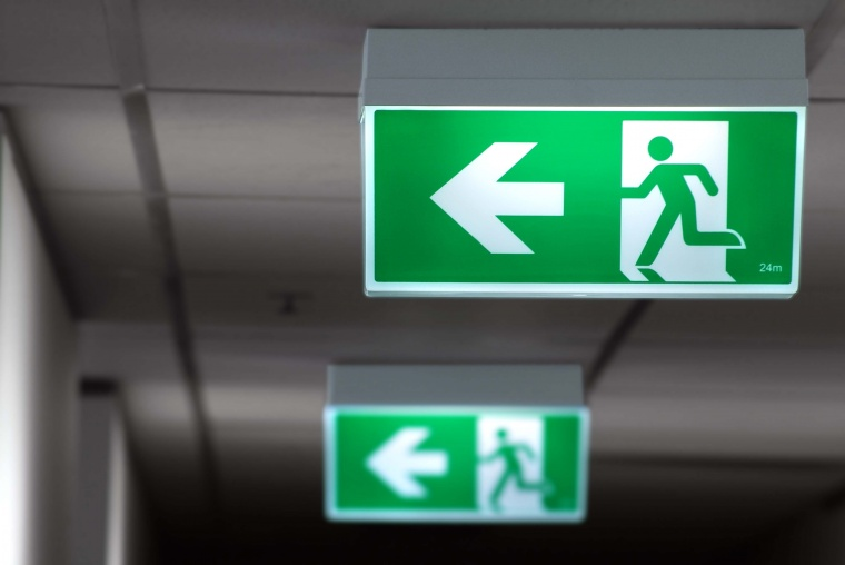 Exit Signs The Regulations Building Managers Need To Know