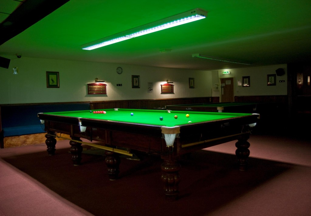 Lighting installation for your pool table prolux electrical pool table lights prolux greentooth Choice Image